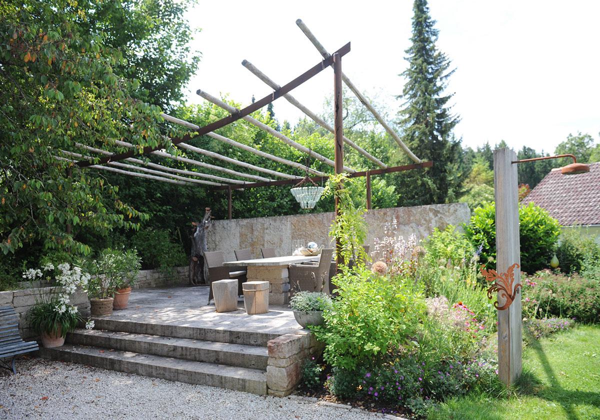 Verspielter Gartentraum - Jäger, Garten- und Landschaftsbau